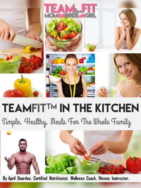 TEAM FIT IN THE KITCHEN