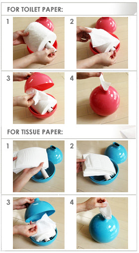 Paper Pot Instruction
