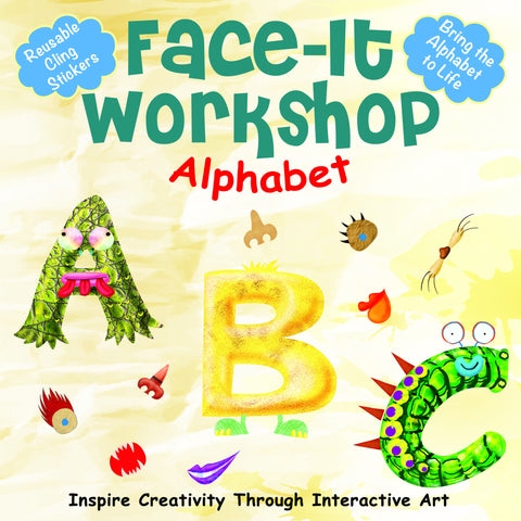 Face-It Workshop - Alphabet Edition