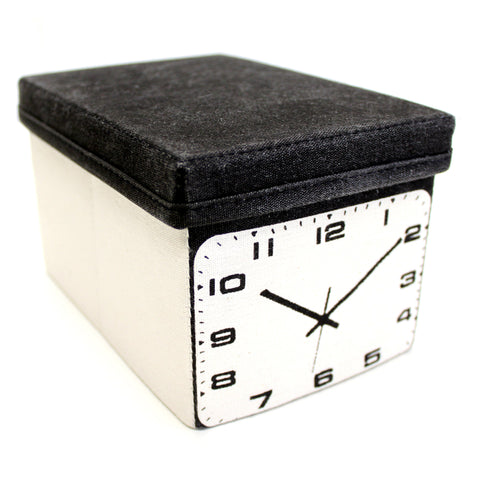 Home Storage System Clock