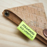 SOWOOD Cork Coin Pouch