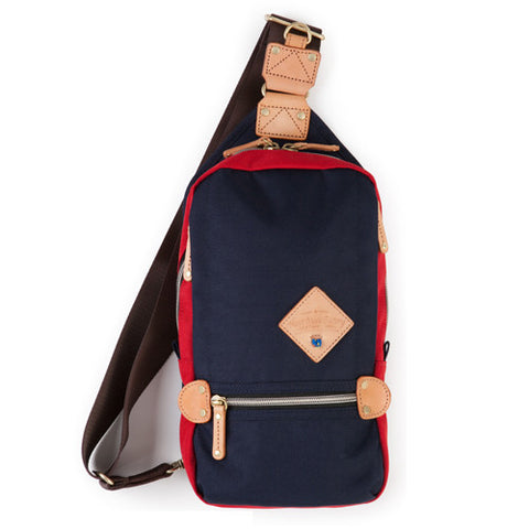 TWO-TONE SLING PACK