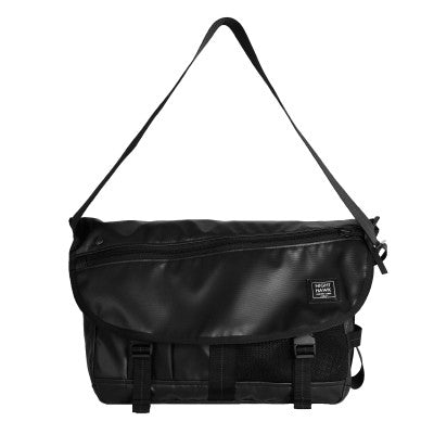 NIGHTHAWK FIELD MESSENGER BAG - BLK