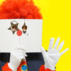 Peeping Notebook Clown