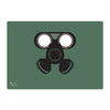 Peeping Notebook Gas Mask