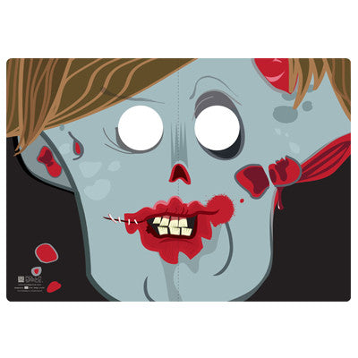 Peeping Notebook Zombie