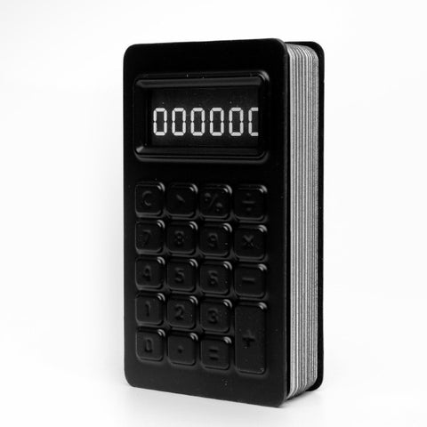 Pocket Notebook-Calculator