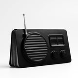 Pocket Notebook-Radio
