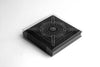 Black Notebook Stove Top