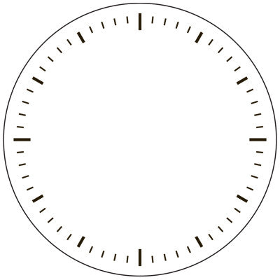 mollaspace timeless clock coasters