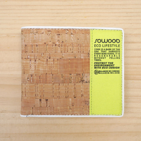 SOWOOD Cork Wallet