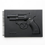 Armed Notebook Revolver