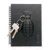 Armed Notebook Grenade