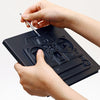 Black Notebook Remote Control