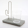 Concrete Water Absorbent Cup Rack