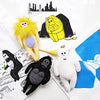 The Nonlife Zoo Keychain with Tote Bag Lion