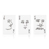 Poker Face Deck of Cards