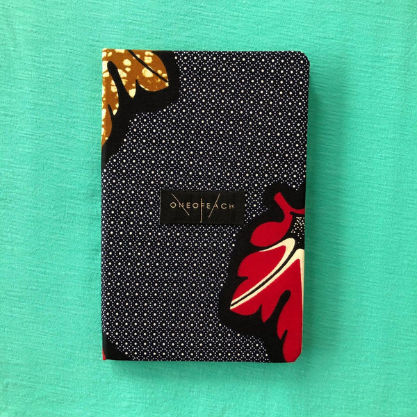Notebook - Blue/Red