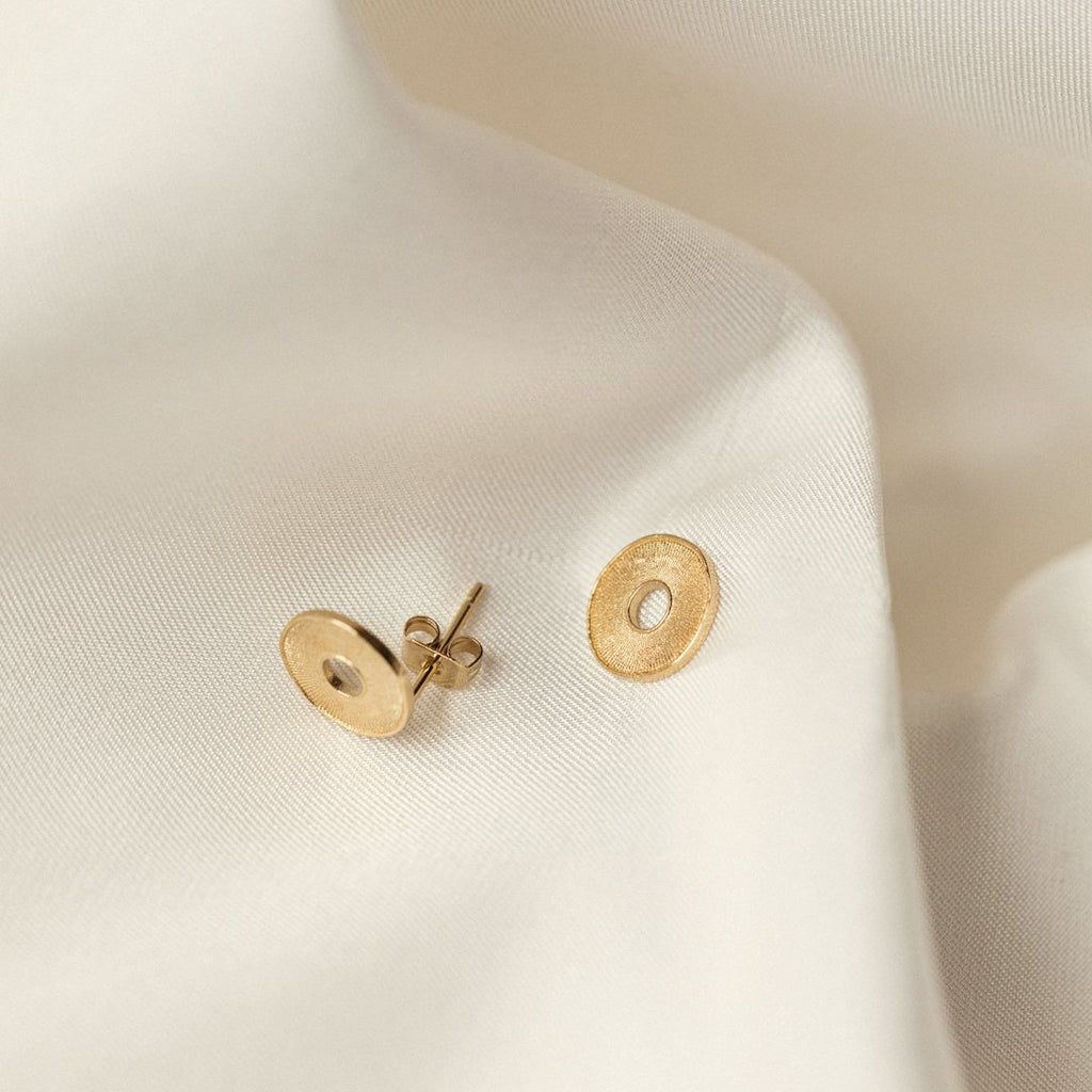 Agapé Studio Hera Earrings jewelry gold