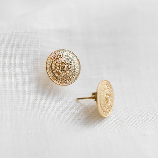 Agapé Studio Ulysse Earrings jewelry gold