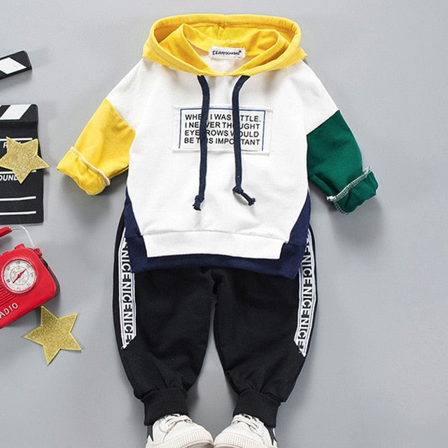 Stylish Urban Boys Outfit