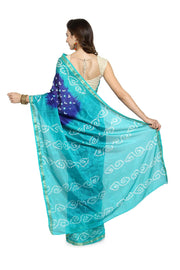 Art Silk Saree in Blue