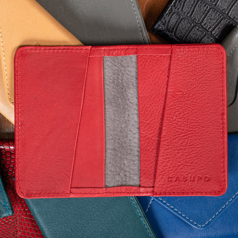 Cool leather wallets for men