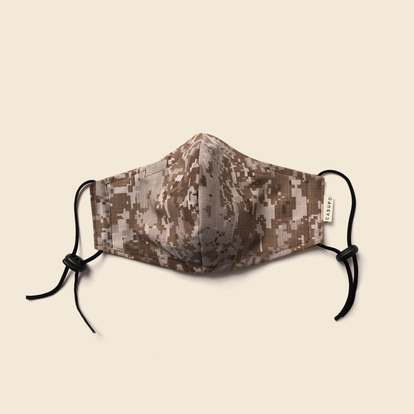 desert camo mask for men