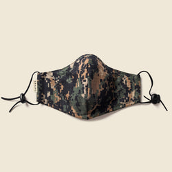 FACE MASK ARMY CAMO