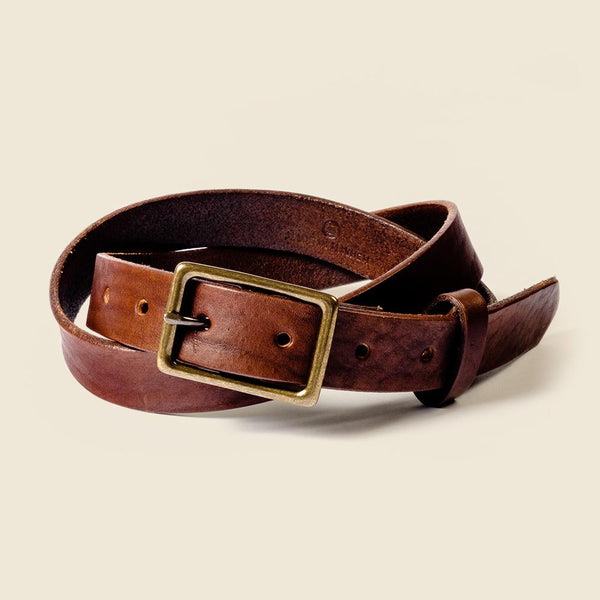skinny leather belt for women
