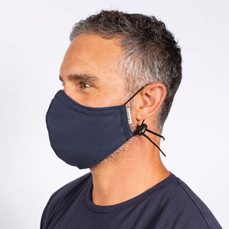 FACE MASK NAVY / NAVY