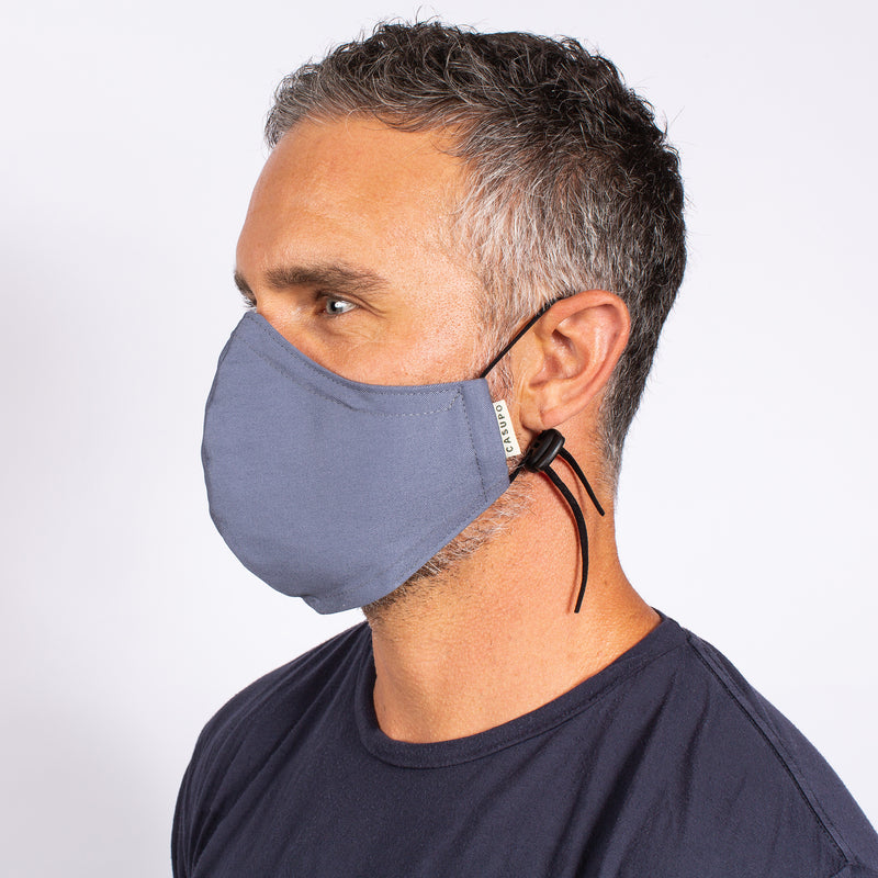 FACE MASK STEEL