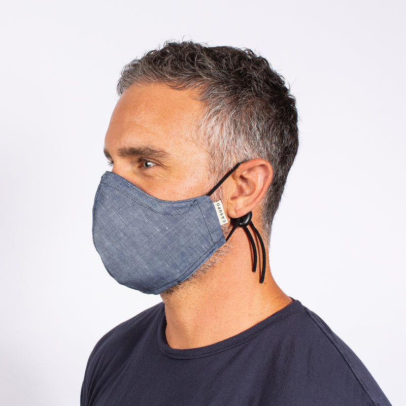 the businessman face mask