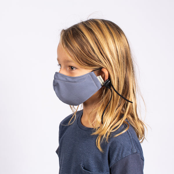 KID'S FACE MASK STEEL
