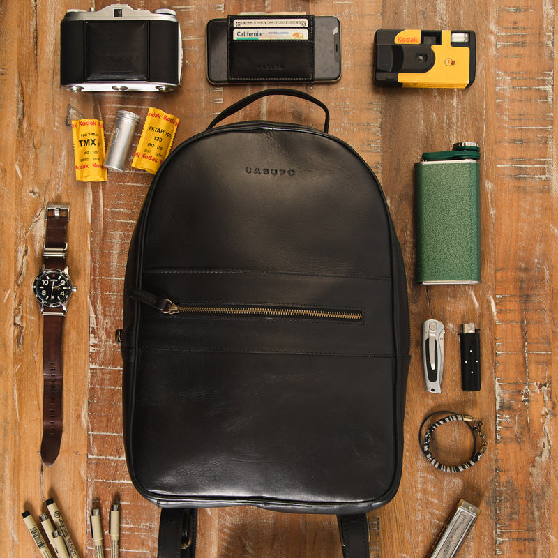 Commuter Backpack - Black