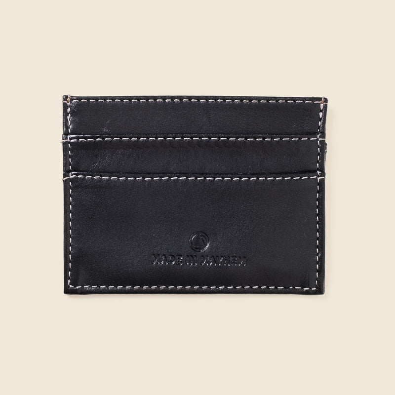 compact leather wallets for guys
