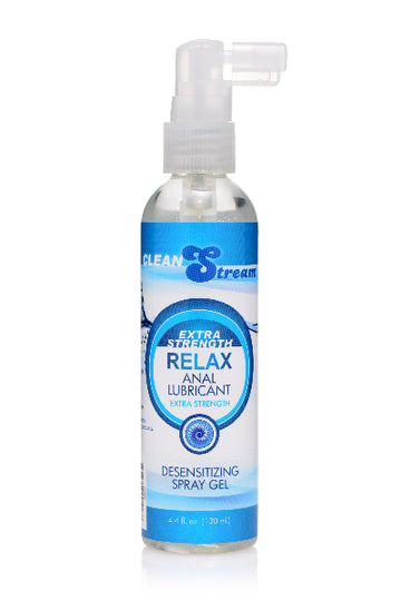 Relax Anal Lube 4oz/118ml