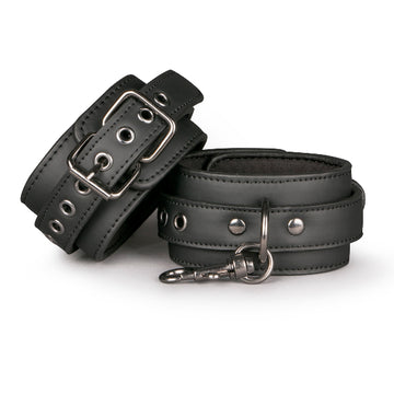 Ankle Cuffs Black