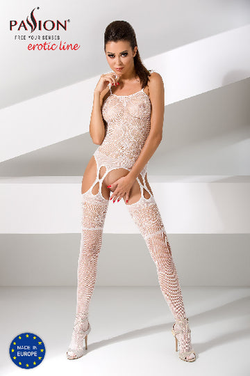 Bodystocking BS050 White
