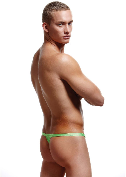 Break A Way Thong Green