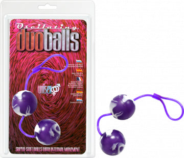 Oscillating Duo Balls