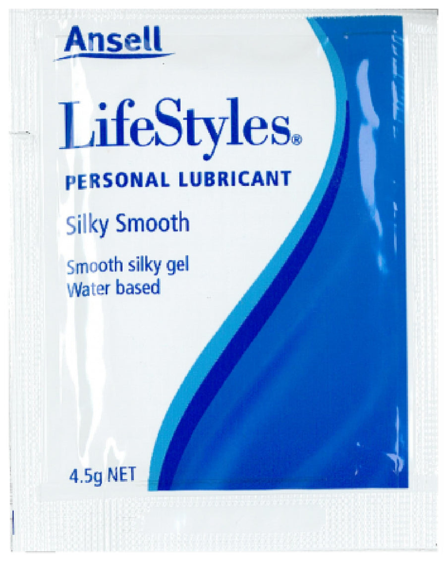 Silky Smooth Lubricant