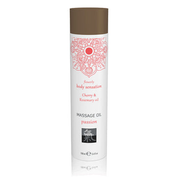 SHIATSU Massage Oil - Passion