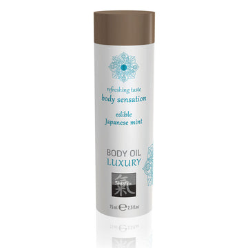 SHIATSU Body Oil - Luxury