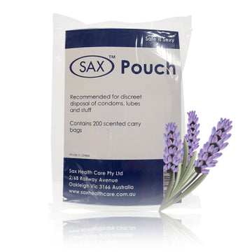 Sax Pouch -Lavender Scented