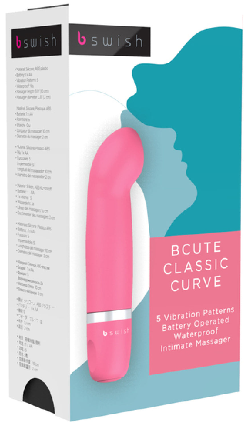 BCUTE - Classic Curve - Royal Purple