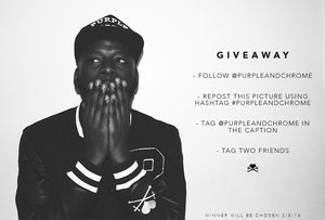 GIVEAWAY 2/5/16