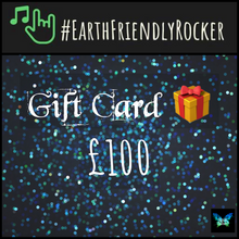 Load image into Gallery viewer, #EarthFriendlyRocker Gift Card