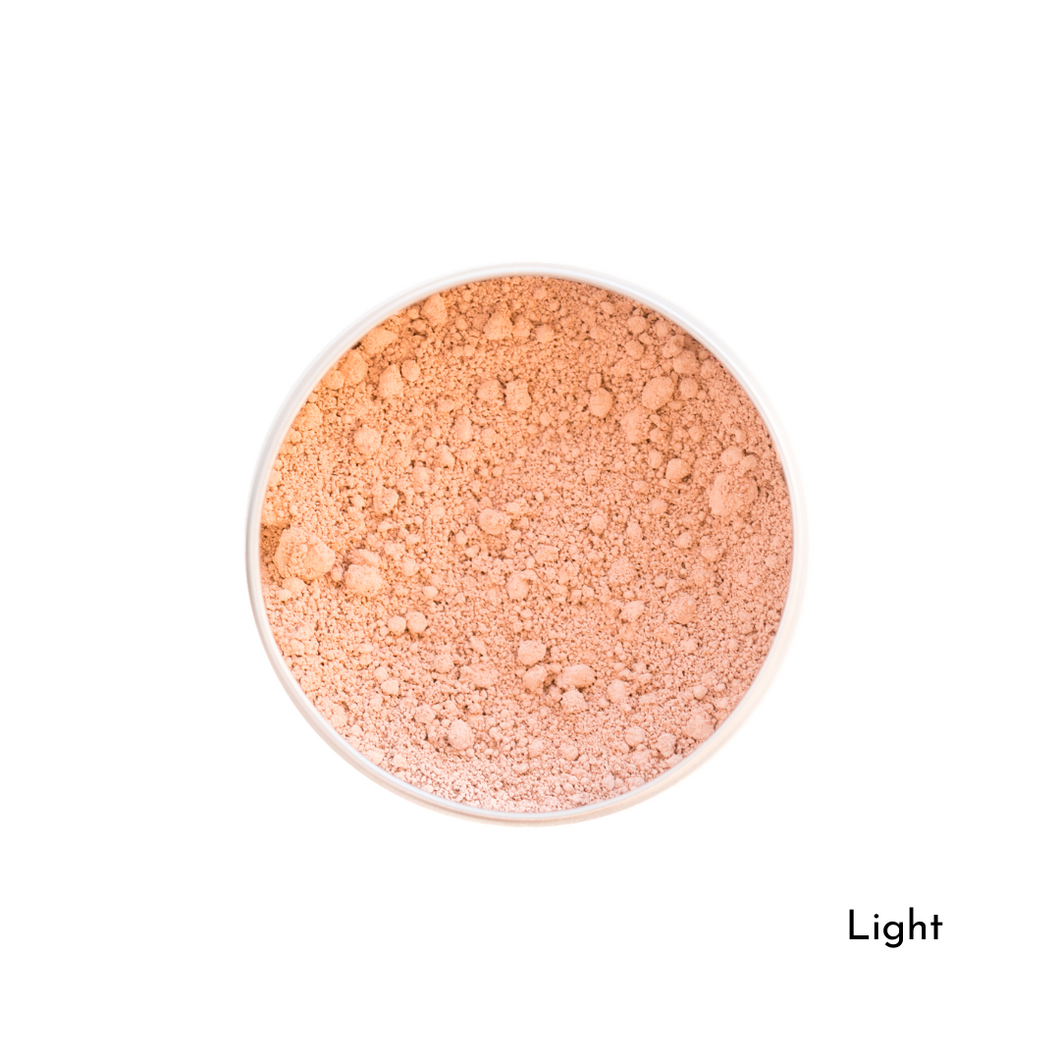 Vegan Mineral Concealer Refill Pouch (Love The Planet)