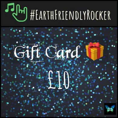 #EarthFriendlyRocker Gift Card